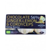 CIOCCOLATO 56 % GINGER, LEMON & CORDYCEPS barretta | FREELAND - Food