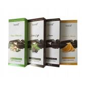 CIOCCOLATO DI MODICA | Senza Zucchero - Dolcificante Sweeto 60 g | BONTÀ