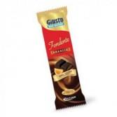 CIOCCO FONDENTE ARANCIA | Cioccolato Senza Zucchero | GIUSTO