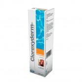 ICF SOLUZIONE 250 ml | Disinfettante Emolliente con Clorexidina per Cani e Gatti | CLOREXYDERM