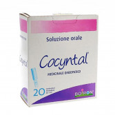 COCYNTAL | Soluzione Orale -  20 Fiale Monodose da 1 ml | BOIRON