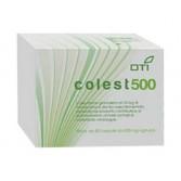 COLEST 500 60 capsule | Integratore per il colesterolo | OTI