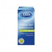 ACTIDROPS 2in1 RINFRESCANTE 10 ml | Collirio per occhi stanchi | OPTREX