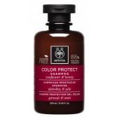 COLOR PROTECT SHAMPOO 250 ml | Shampoo Protezione colore | APIVITA Capelli