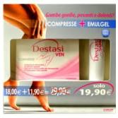 COMPRESSE + EMULGEL | DESTASI - Ven