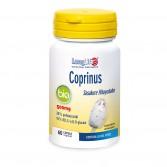 COPRINUS Sasakure Hitoyotake 60 Capsule | Integratore Regolazione Zuccheri | LONGLIFE - Funghi Bio
