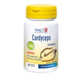 CORDYCEPS Tochukaso 60 Capsule | Sostegno metabolismo | LONGLIFE - Funghi Bio