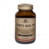 Corti-Sol-Ps 60 perle | Fosfatidilserina da lecitina di soia | SOLGAR