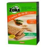 CRACKER AL FARRO 40-30-30 ROSMARINO | Cracker gusto Rosmarino 7 minipack | Enerzona
