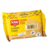 CRACKERS POCKET 3 monoporzioni  | SCHAR
