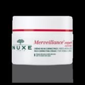 CREME RICHE CORRECTRICE | Crema ricca rughe profonde 50 ml | NUXE  Merveillance Expert