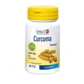 CURCUMA 60 Capsule | Integratore Flessibilità Articolare | LONGLIFE
