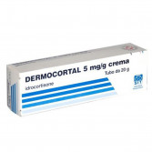 Dermocortal | Crema  0,5% 20 g