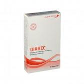 DIABEC | Integratore antiossidante per la vista - 20 Capsule molli | ALFA INTES