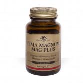 Dima Magnum Mag Plus 100 tav | Integratore di  Magnesio e Vitamina B6 | SOLGAR