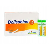 DOLISOBIOS | 15 Globuli omeopatici 5 dosi | BOIRON