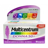 MULTICENTRUM DONNA 50+ 90 cpr | MULTICENTRUM