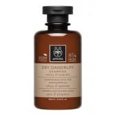 Shampoo Antiforfora Secca | Dry Dundruff 250 ml | APIVITA Capelli