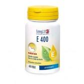 E-400 Integratore di vitamina E naturale 60 prl | LONGLIFE