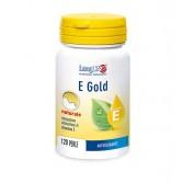 E GOLD 120 Perle   Integratore antiossidante di Vitamina E   LONGLIFE