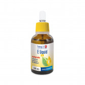 E Liquid Oil gocce 30 ml   Integratore di Vitamina E naturale 140 dosi  LONGLIFE