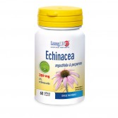 ECHINACEA 60 Capsule | Integratore per il Sistema Immunitario | LONGLIFE