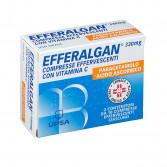 Efferalgan con vitamina C | 20 compresse effervescenti 330 mg