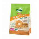 FROLLINI 40-30-30 CEREALI ANTICHI | Biscotti ai Cereali Antichi 250 g | ENERZONA