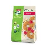 FROLLINI 40-30-30 LAMPONE | Biscotti al Lampone 250 g | ENERZONA