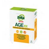AGE RX 12 bustine | Integratore Curcumina Vitamina C e Tè Verde | ENERZONA