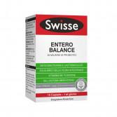 ENTERO BALANCE | Integratore di Probiotici 20 Capsule | SWISSE