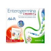 ENTEROGERMINA 6 MILIARDI ADULTI | Polvere per Sospensione Orale - 10 Bustine 2 g