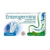 ENTEROGERMINA 2 MILIARDI | Sospensione Orale - 10 Flaconcini 5 ml