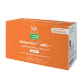 ENTEROKIND JUNIOR | Probiotico 3-12 anni 10 FLACONCINI | SCHWABE Mama Natura