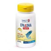 EPA DHA Integratore di grassi polinsaturi omega-3 60 prl | LONGLIFE