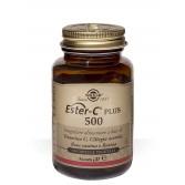 ESTER C PLUS 500 Vitamina C brevettata 50 cps veg | SOLGAR