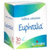 EUPHRALIA COLLIRIO | 30 Flaconcini monodose da 0,4 ml | BOIRON