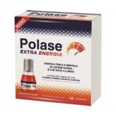 EXTRA ENERGIA 16 flaconcini | Integratore Magnesio, Potassio e Vitamine | POLASE