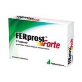 FERPROST FORTE| Integratore per la prostata - 15 capsule molli | FERPROST