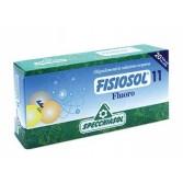 11 FLUORO | Elasticità e protezione ossa 20 Fiale | SPECCHIASOL - Fisiosol