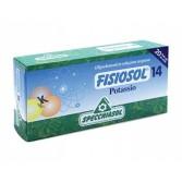 14 POTASSIO | Ritenzione idrica e artralgia 20 Fiale | SPECCHIASOL - Fisiosol