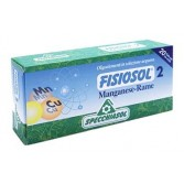 2 MANGANESE-RAME | Infezioni recidivanti 20 Fiale  | SPECCHIASOL - Fisiosol