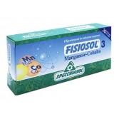 3 MANGANESE COBALTO | Distonia Neurovegetativa 20 Fiale | SPECCHIASOL - Fisiosol