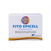 FITO EPICELL 30 Capsule | Integratore Enzimi digestivi e Vitamina B3 | ALKADAE