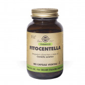 FITOCENTELLA Centella Asiatica | Integratore Gambe pesanti e Cellulite 100 capsule vegetali | SOLGAR