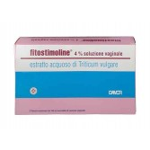 FITOSTIMOLINE Soluzione Vaginale al 4 % | 5 flaconi monouso da 140 ml