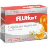 Fluifort bustine | 12 bustine di granulato per soluzione orale 1,35 g