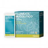 FLUIMUCIL Mucolitico 30 Bustine 100 mg | Granulato per soluzione orale Arancia