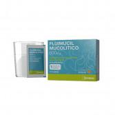 FLUIMUCIL Mucolitico 10 Buste 600 mg | Granulato per soluzione orale Arancia