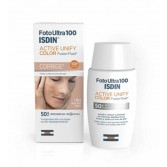ACTIVE UNIFY COLOR SPF100+ 52,5 ml | Fluido Colorato Fotoprotettivo | ISDIN - FotoUltra